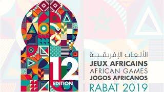 2019 All Africa Games- Men Egypt v Cameroon