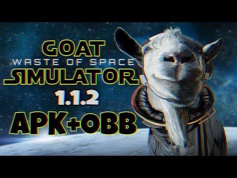 Goat Simulator Waste of Space 1.1.2 Apk