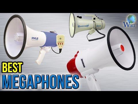 7 Best Megaphones 2017