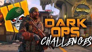 DARK OPS CHALLENGES In Black Ops 4.. (BO4 Brutal Gameplay)
