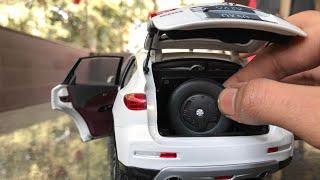 Diecast Unboxing-2016 Infiniti QX50 1/18 Diecast SUV Paudi Premium Models