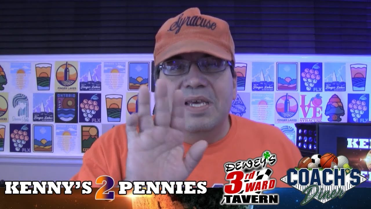 Syracuse squares off with Fighting Irish this weekend .::. Kenny's 2 Pennies 11/13/18