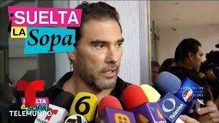 Angélica Rivera y Eduardo Yáñez, ¿están enamorados? | Suelta La Sopa | Entretenimiento