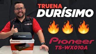 Así retumba el NUEVO woofer amplificado PIONEER TSWX010A   Prueba de audio