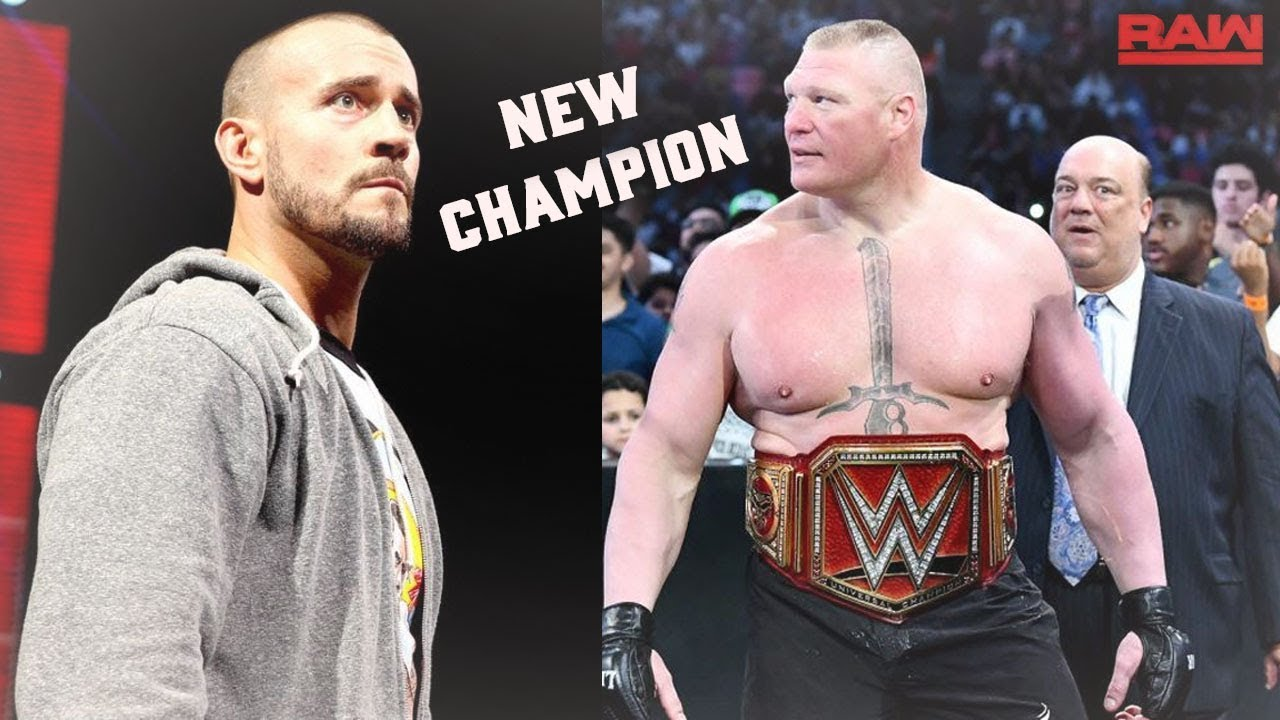 REAL REASON WHY BROCK LESNAR WILL NOT BE LOSING THE UNIVERSAL TITLE ANYTIME SOON (WWE RAW)