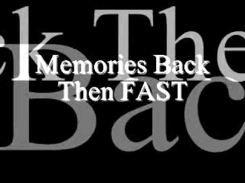 T.I. ft. B.O.B. & Kendrick Lamar- Memories Back Then FAST