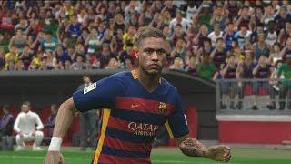 PES 2016 Neymar Face by David96