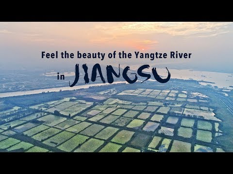 Live: Feel the beauty of the Yangtze River in Jiangsu  大美长江,水韵江苏