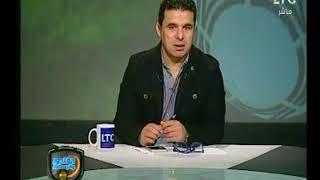 تهنئة خالد الغندور لـ محمد صلاح بفوزه بجائزة  الـ BBC