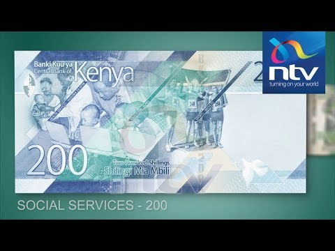 Kenya's New-generation Currency; Symbols And Meanings