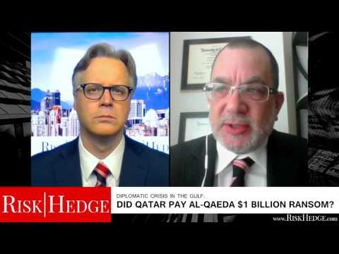 Did Qatar pay Al-Qaeda $1 billion ransom? | Dr. Theodore Karasik Interview