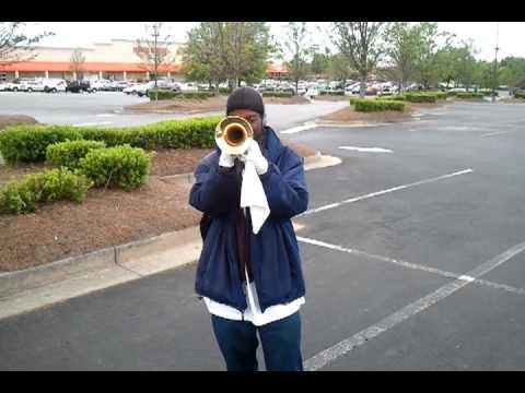 Robert Haynes Trumpeter Extrodinare