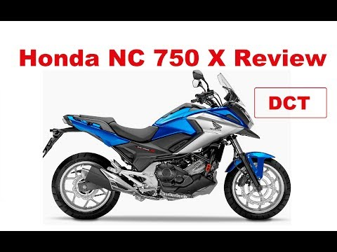 The Best Middleweight Adventure Motorcycles. Honda NC 750 X, DCT 2018 - Test Ride & Review