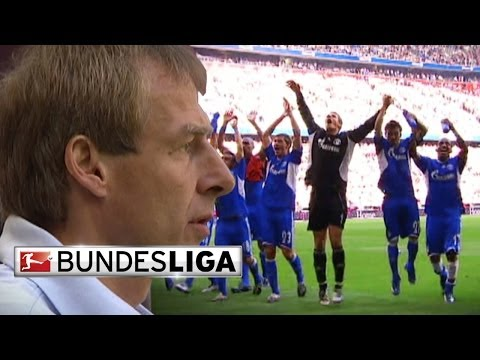Klinsmann's Last Game & Neuer's Royal Blue Joy - Bayern Munich vs Schalke, 2009