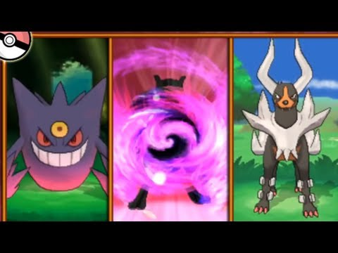 Pokemon X Y Todas Las Mega Evoluciones New Hd