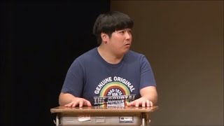 巨匠 コント「日本の教育」
