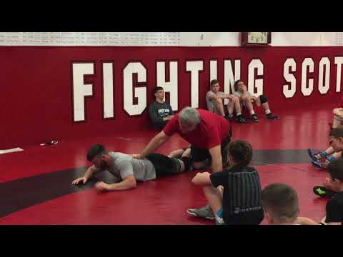 Edinboro series (Bruce Baumgartner) - Arm Bars 4