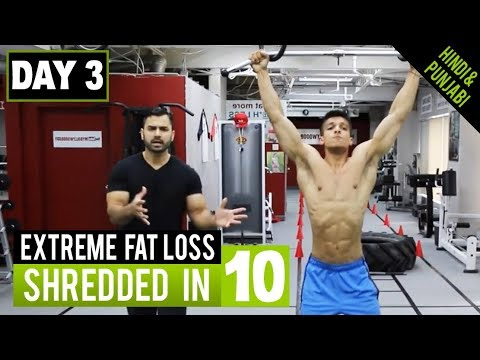 GUARANTEED Fat Burning Cardio! Day-3 (Hindi / Punjabi)