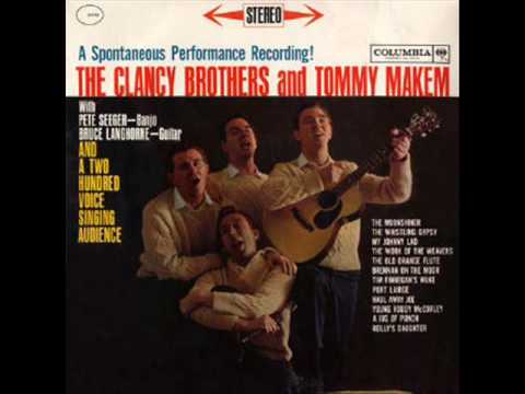 The Clancy Brothers & Tommy Makem - Roddy McCorley