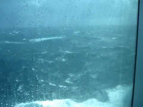Bay of Biscay in Force 10 Winds