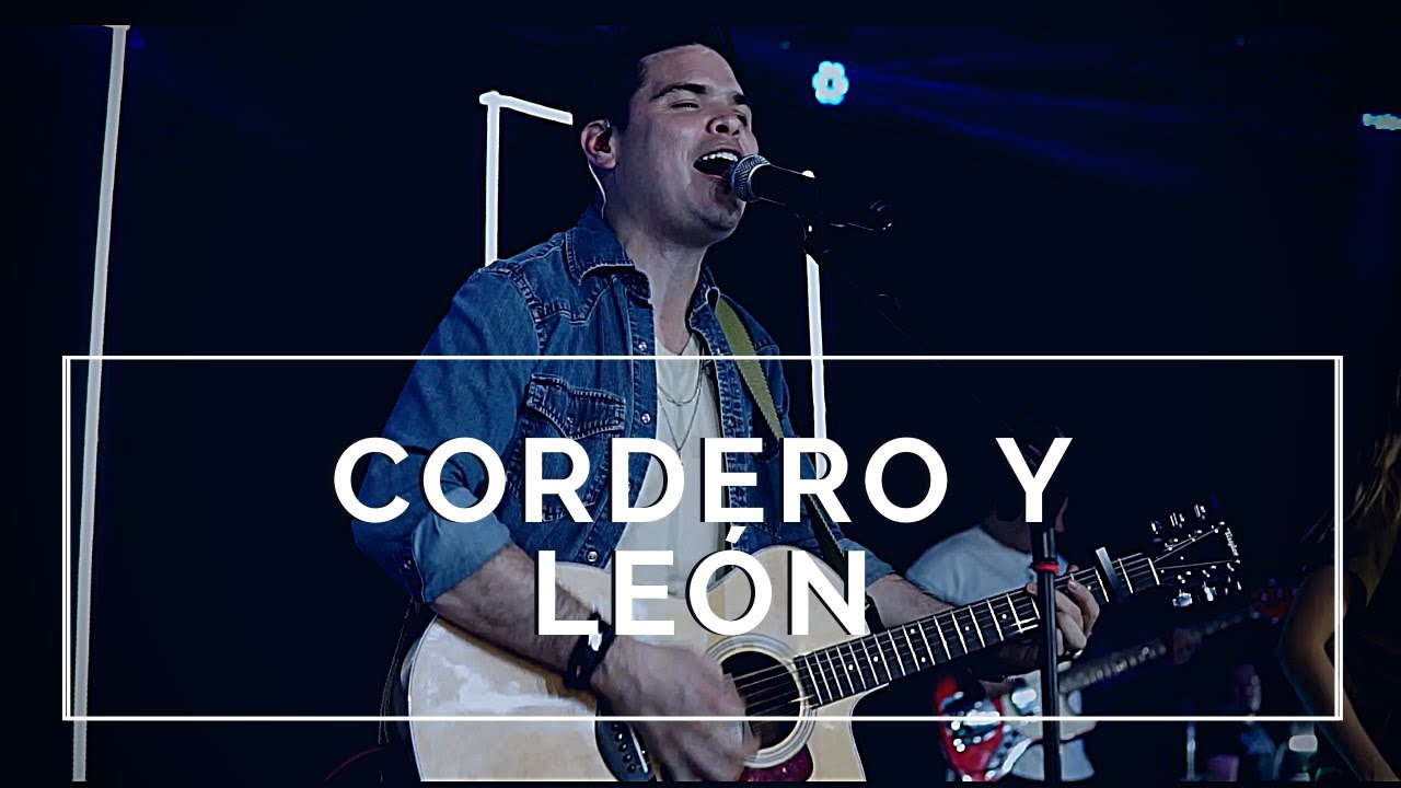 CORDERO Y LEÓN | Leeland (cover) | Árboles de Justicia En vivo