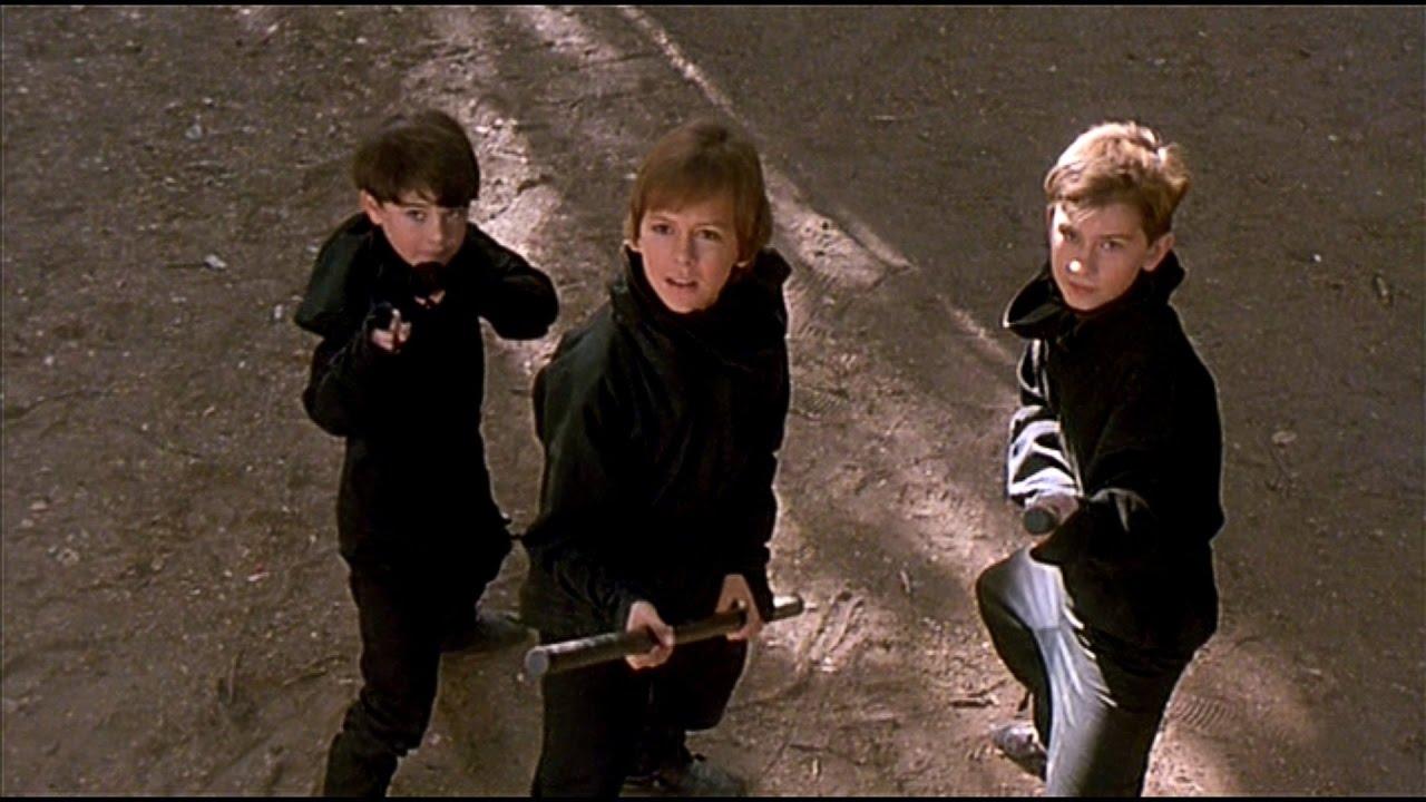 3 Ninjas (1992)    Victor Wong, Michael Treanor - YouTube
