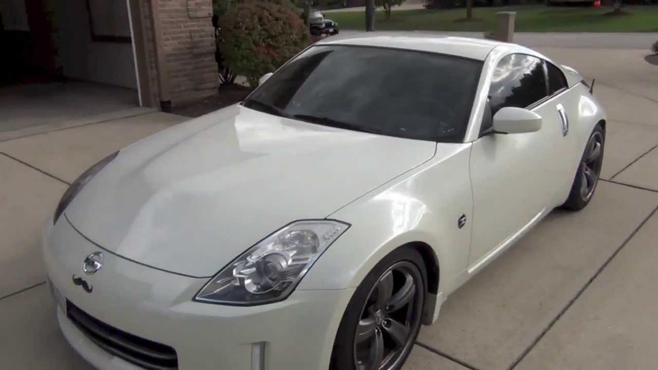 Nissan 350z In-Depth Tour & Review | CarRockStar: Featured Channel ...