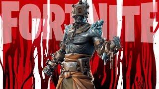 New Prisoner Skin GAMEPLAY! - (Snowfall Skin) Fortnite Battle Royale LIVE