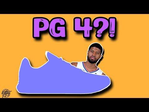 Araña Torpe Erradicar  Nike PG 4 Release Date LEAK! What Will It Look Like?! - YouTube