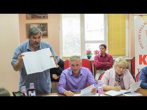 Крановщики Казани пожаловались на невыносимые условия работы