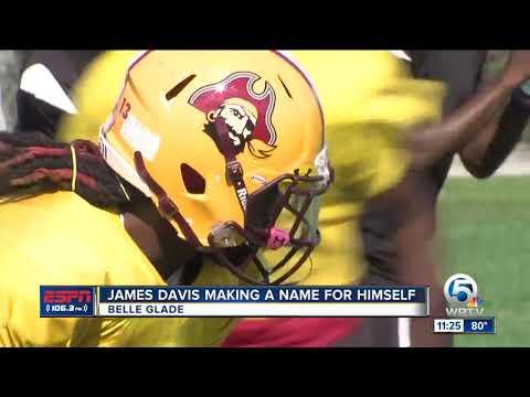 James Davis Making a Name For Himself