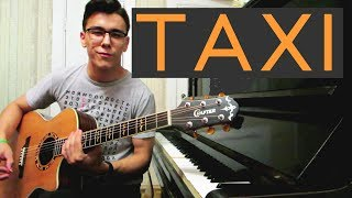 Такси (саундтрек к фильму на гитаре) | МisirIоu guitar cover