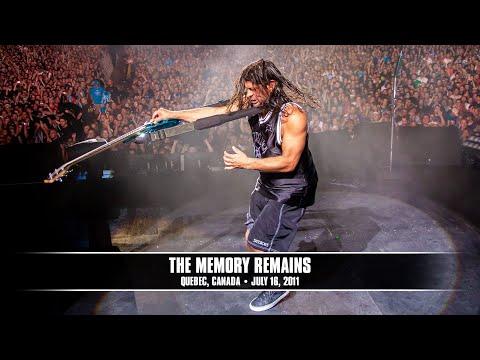 Metallica: The Memory Remains (MetOnTour - Quebec City, Canada - 2011)