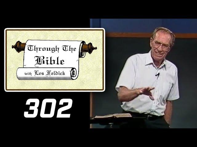 [ 302 ] Les Feldick [ Book 26 - Lesson 1 - Part 2 ] The Wisdom of God Versus the Wisdom of Man |b