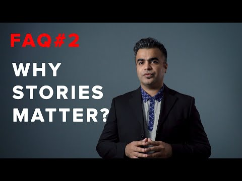 WHY STORIES?