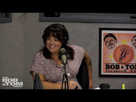 The BOB & TOM Show - Celebrity Crushes
