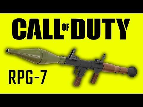 RPG-7 - Call Of Duty EVOLUTION