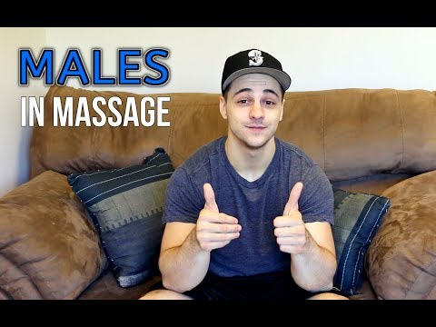Surviving as a MALE in Massage Therapy?