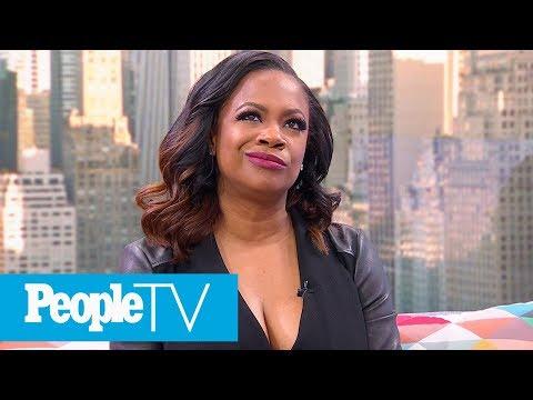 Kandi Burruss Reveals That She 'Never Felt Any Racism' From Kim Zolciak-Biermann | PeopleTV