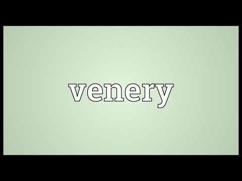 Venery Meaning