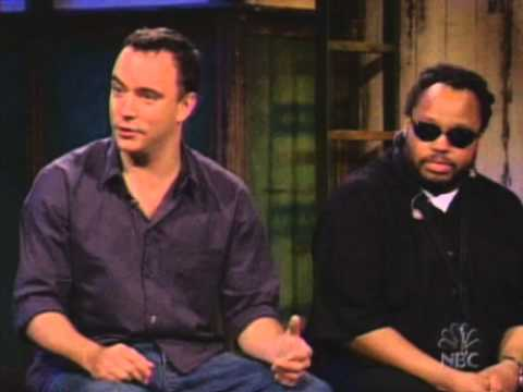 DMB talks about the Lillywhite Sessions Leak - [2002]