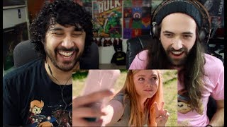 EIGHTH GRADE | Official TRAILER REACTION & REVIEW!!!