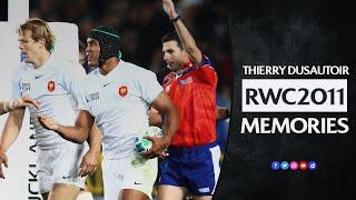 Thierry Dusautoir's RWC 2011 Memories thumbnail