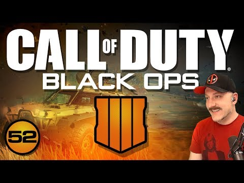 COD Black Ops 4 // AGGRESSIVE PLAY // PS4 Pro // Call of Duty Blackout Live Stream Gameplay #52 thumbnail