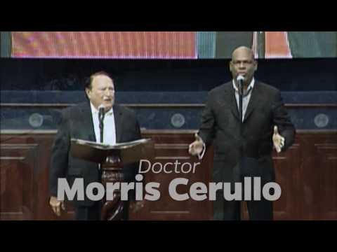 Dr. Morris Cerullo en la Comunidad Apostólica Hosanna