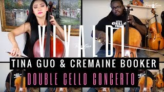 Tina Guo & Cremaine Booker: Vivaldi Double Cello Concerto