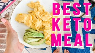 The BEST Fat Burning Food You Can Eat, Watch This! (Easy Keto Recipe for Beginners)