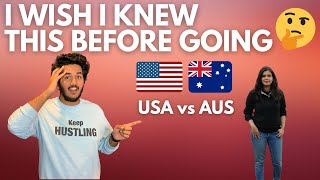Watch This Before Going to Australia for Masters! 🤔🇺🇸🇦🇺