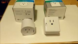 Samsung SmartThings Power Outlet redesign 2017