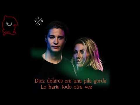Kygo & Ellie Goulding -Primera vez (Lyrics) Sub Español